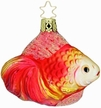 Gorgeous Goldfish Ornament by Inge Glas