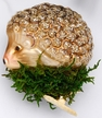 Hedgehog Ornament by Inge Glas
