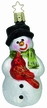 Holiday Greeters Ornament by Inge Glas