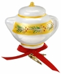 Holiday Tea Teapot Ornament by Inge Glas