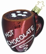 Hot Chocolate Ornament by Inge Glas