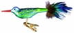 Humming the Blues Bird Ornament by Inge Glas