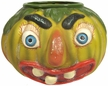 """""""If You Dare"""" Jack-o'-Lantern Paper Mache Candy Container"""