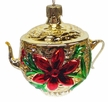 Gold Teapot Ornament by Hausdörfer Glas Manufaktur