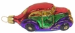 Colorful Shiny Volkswagon Ornament by Hausdörfer Glas Manufaktur