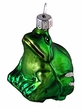 Baby Frog Ornament by Glas-Bartholmes