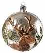 Stag Head Ornament made by Richard Mahr GmbH (Marolin) in Steinach
