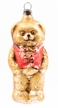 Bear with Vest Ornament made by Richard Mahr GmbH (Marolin) in Steinach