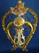 Angels on Lyre Antique Style Ornament by Nostalgie