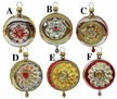 Assorted Reflector Ornaments by Nostalgie-Christbaumschmuck UG - $11 Each