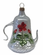 Bell Shaped Teapot Ornament by Nostalgie-Christbaumschmuck UG