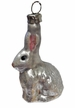 Mini Rabbit Antique Style Ornament by Nostalgie