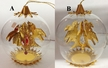 Fourth in the Twelve Days of Christmas Series, Four Calling Birds Ornament by Resl Lenz in Bodenkirchen - $17.50 Each