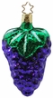 Large Purple Grapes Ornament by Inge Glas