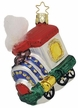 Little Toot Train Ornament by Inge Glas