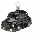 London Taxi Ornament by Inge Glas