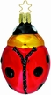 Lucky Lady Bug Ornament by Inge Glas