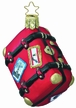 Lucky Suitcase Ornament by Inge Glas