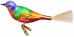 Magnificent Songbird Ornament by Inge Glas