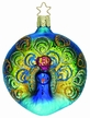 Majestic Feathers Bird Ornament by Inge Glas