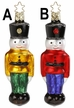 Marching Toys Nutcracker Ornament by Inge Glas - $25.00 Each