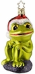 Merry Ribbit Ornament by Inge Glas