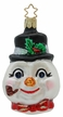 Merry Snowman Ornament by Inge Glas