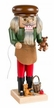 Teddy Bear Maker Nutcracker by KWO Kunstgewerbe-Werkst�tten