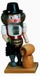 Wine Grower Nutcracker by Erzgebirgische Holzkunst Gahlenz GmbH RuT in Oederan