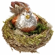 Nestled Contentment, Limited Edition Bird Ornament by Inge Glas