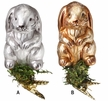 Nestled in the Grass Clip On Ornament by Inge Glas - $18 each