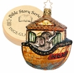 Noah's Ark Ornament by Inge Glas