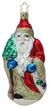 Nostalgic Father Christmas Ornament by Inge Glas