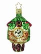 Old World Timepiece Ornament by Inge Glas