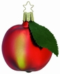 One A Day Apple Ornament by Inge Glas