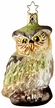 Owl of Wisdom Ornament by Inge Glas