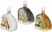 Parade Horses Ornament by Inge Glas - $21 each