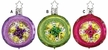 Passion Reflection Ornament by Inge Glas - $16.50 each