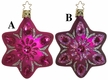 Passion Star Ornament by Inge Glas in Neustadt by Coburg - $15 Each