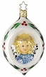 Peace Forever Angel Reflector - Life Touch Ornament by Inge Glas