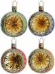 Petite Colors of the Rainbow Reflector Ornament by Inge Glas - $11 each