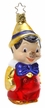 Pinocchio Life Touch Ornament by Inge Glas
