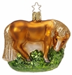 Purebred Horse Ornament by Inge Glas
