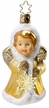 Radiance Angel Life Touch Ornament by Inge Glas