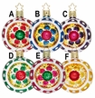 Reflection Petals Ornament by Inge Glas - $18.50 Each