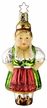 Resi, German Woman - Life Touch Ornament by Inge Glas