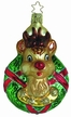 Rudolph's Folly Ornament by Inge Glas
