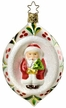 Santa Forever - Life Touch Ornament by Inge Glas