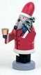 Santa with Tree  Smoker and Candleholder by F�chtner