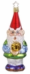 Share the Love, Gnome Ornament by Inge Glas
